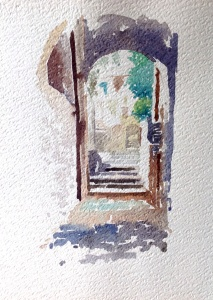 Venice sketchbook 1